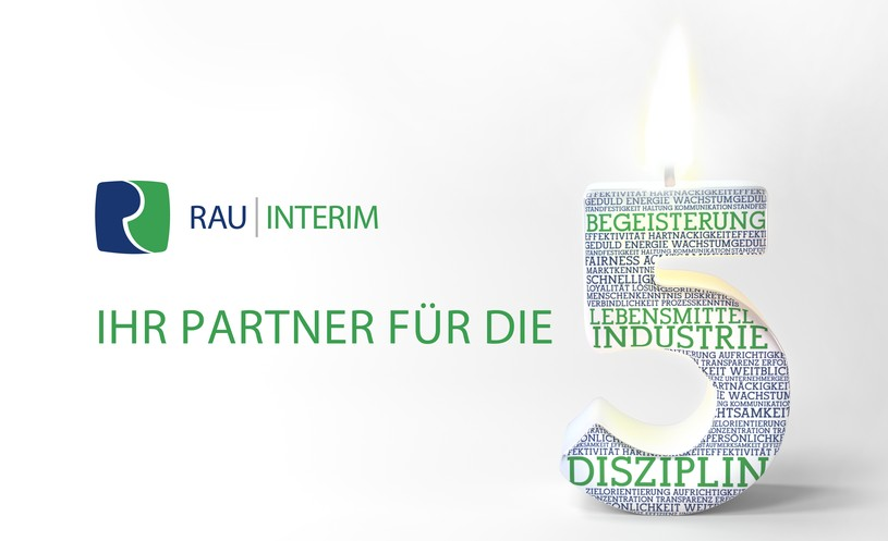 Happy Birthday RAU INTERIM!